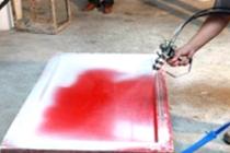 胶衣喷涂机操作规程