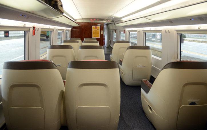 高铁VIP座椅私密罩